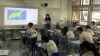 Through the instruction of the teacher, students were able to learn more about the relief of Lantau Island.